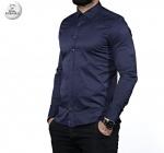Мужские рубашки длинный рукав 35-01-658