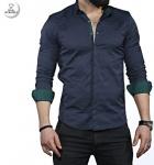 Мужские рубашки длинный рукав 35-01-668