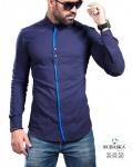 Мужские рубашки длинный рукав 35-02-521
