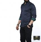 Мужские рубашки длинный рукав 35-02-646