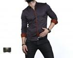 Мужские рубашки длинный рукав 35-02-649
