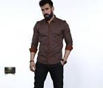 Мужские рубашки длинный рукав 35-02-665