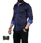 Мужские рубашки длинный рукав 35-02-667