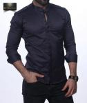 Мужские рубашки длинный рукав 35-61-416