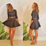 Модное женское платье М408-2