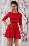 Модное женское платье М408