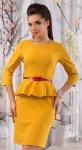 Модное женское платье М411