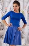 Модное женское платье М417