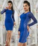 Модное женское платье М422