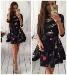 Модное женское платье М424