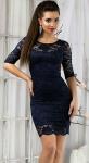 Модное женское платье М434