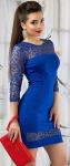 Модное женское платье М436