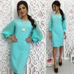 Модные женские платья М447