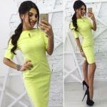 Модные женские платья М448