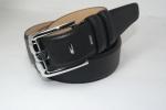 Мужской ремень кожаный брендовый Versace 40 мм