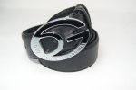 Мужской ремень кожаный брендовый D&G 40 мм