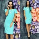 Модные женские платья М452