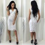 Модное женское платье М453