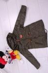 Детские демисезонные куртки р.86-116 45371-1
