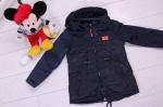 Детские демисезонные куртки р.86-116 45371