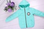 Детские демисезонные куртки р.86-116 45373-1