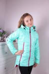 Детские демисезонные куртки р.98-128 45374-3