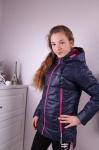 Детские демисезонные куртки р.98-128 45374-1