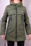 Детские демисезонные парковые куртки р. 140-164 45378-1
