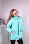 Детские демисезонные куртки р.122-152 45379-1
