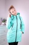 Детские демисезонные парковые куртки р.134-164 45383-1