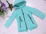 Детские демисезонные куртки р.98-128 45384-1