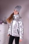 Детские демисезонные парковые куртки р.134-164 45385-1