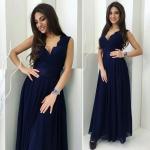 Модные женские платья М454