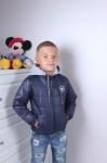 Детские демисезонные куртки р.86-116 45401-2