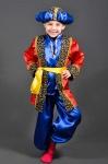 Новогодний костюм Султан
