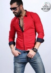 Мужские рубашки длинный рукав 50-01-520