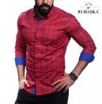 Мужские рубашки длинный рукав 50-01-640