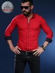 Мужские рубашки длинный рукав 50-60-519