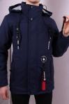 Детские демисезонные парковые куртки р. 128-152 515