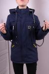 Детские демисезонные парковые куртки р. 128-158 517