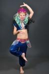 Новогодний костюм Восточная красавица