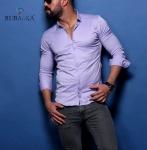Мужские рубашки длинный рукав 53-07-422