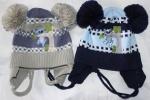 Весенние детские шапки (мальчик)