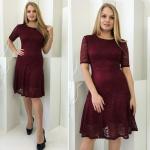 Модные женские платья М444