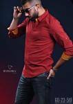 Мужские рубашки длинный рукав 60-23-519