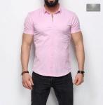 Мужские рубашки короткий рукав 64-07-425