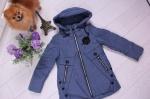 Детские демисезонные куртки р.116-140 66-387-2