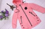 Детские демисезонные куртки р.116-140 66-387
