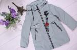 Детские демисезонные парковые куртки р. 122-146 66391