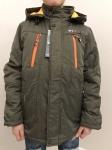 Детские демисезонные парковые куртки р.  38-46 6-651-3
